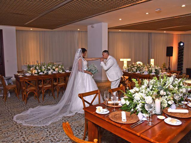 El matrimonio de Juan pablo y Leydis en Cartagena, Bolívar 35