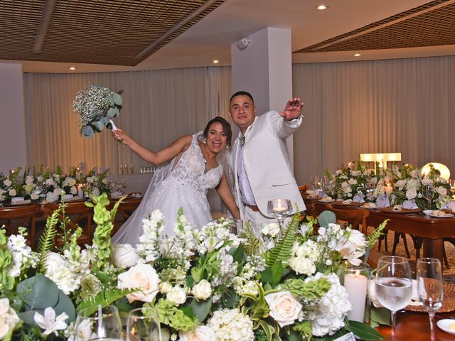El matrimonio de Juan pablo y Leydis en Cartagena, Bolívar 37