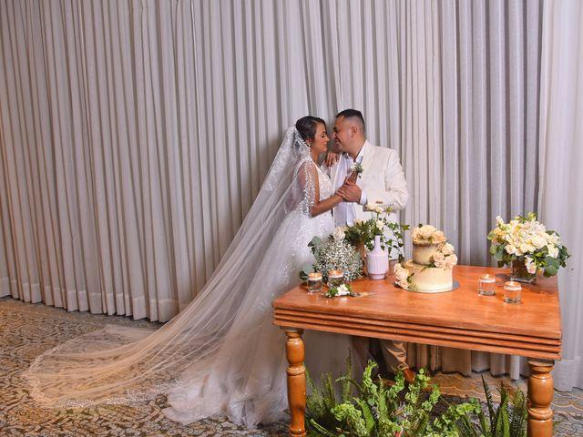 El matrimonio de Juan pablo y Leydis en Cartagena, Bolívar 38