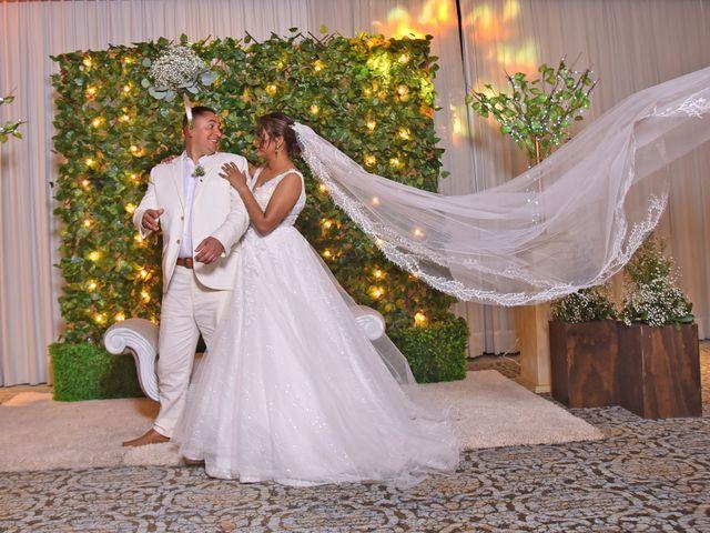 El matrimonio de Juan pablo y Leydis en Cartagena, Bolívar 39