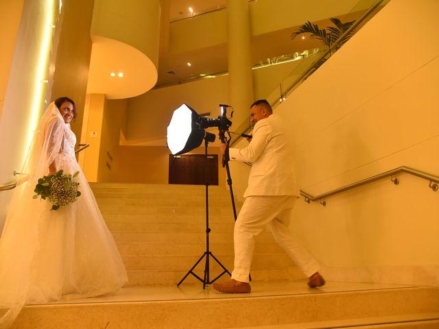 El matrimonio de Juan pablo y Leydis en Cartagena, Bolívar 43