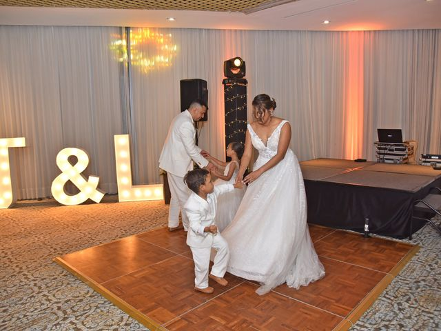 El matrimonio de Juan pablo y Leydis en Cartagena, Bolívar 47