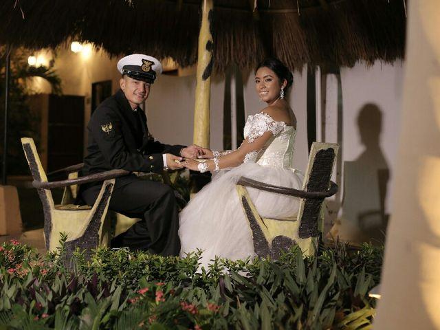 El matrimonio de Jazbleidy  y José