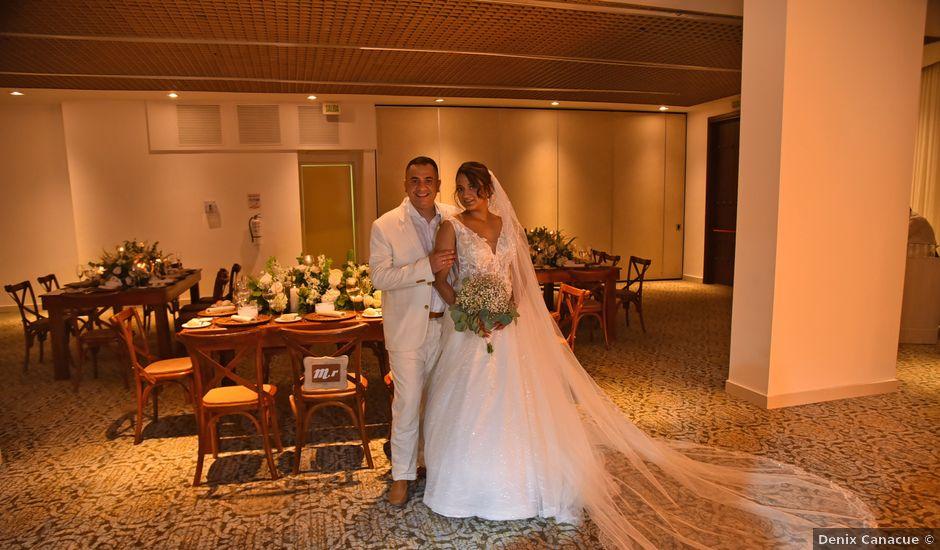 El matrimonio de Juan pablo y Leydis en Cartagena, Bolívar