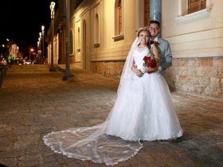El matrimonio de Laura y Yeison