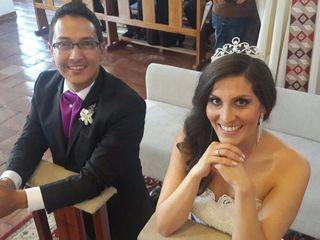 El matrimonio de Ana y Didier