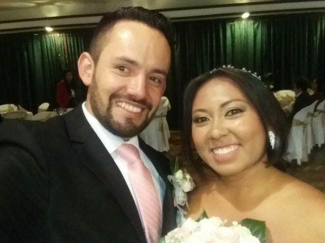 El matrimonio de Sindy Paola y Ruben Felipe