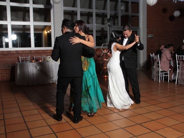 El matrimonio de Carlos Fernando  y Luz Marina  en Chía, Cundinamarca 2
