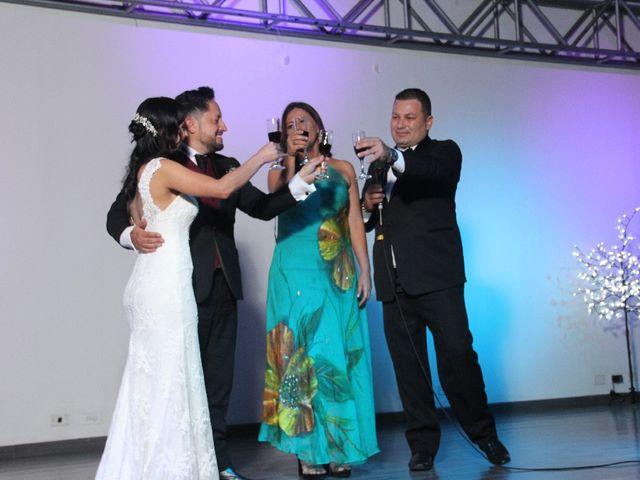 El matrimonio de Carlos Fernando  y Luz Marina  en Chía, Cundinamarca 5