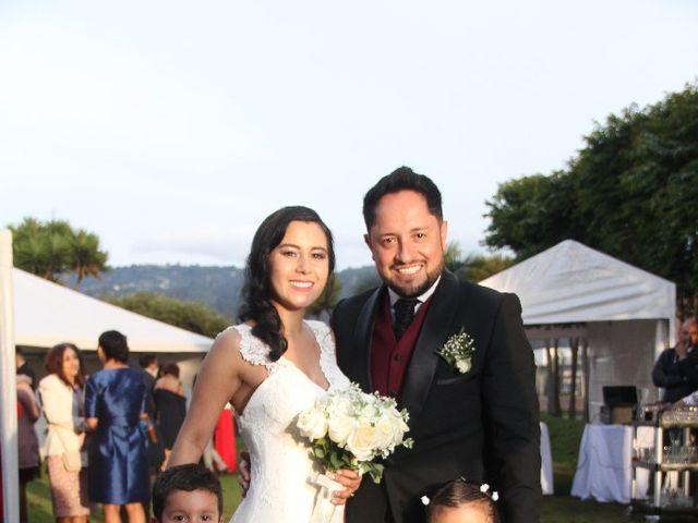 El matrimonio de Carlos Fernando  y Luz Marina  en Chía, Cundinamarca 9
