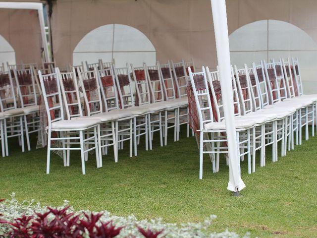 El matrimonio de Carlos Fernando  y Luz Marina  en Chía, Cundinamarca 11