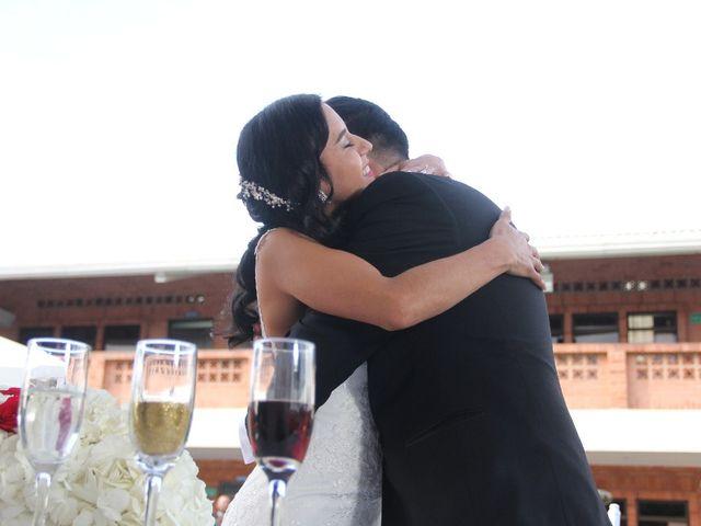 El matrimonio de Luz Marina  y Carlos Fernando