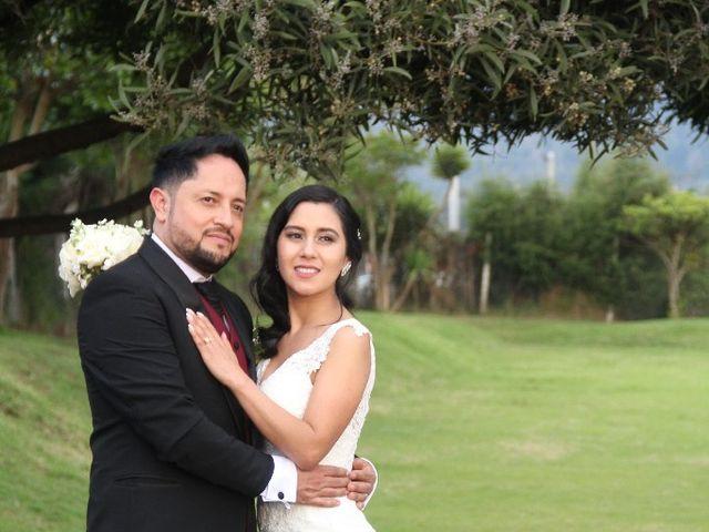 El matrimonio de Carlos Fernando  y Luz Marina  en Chía, Cundinamarca 15