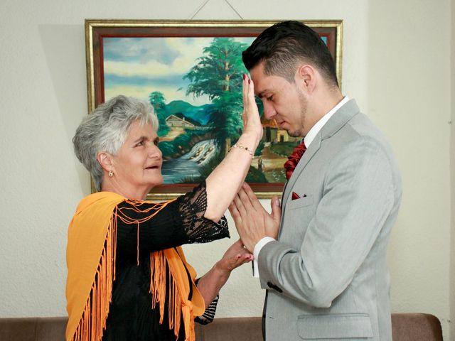 El matrimonio de Yeison y Laura en Bogotá, Bogotá DC 2