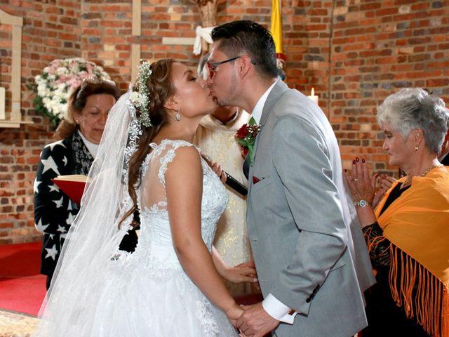 El matrimonio de Yeison y Laura en Bogotá, Bogotá DC 8
