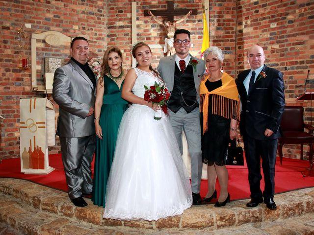 El matrimonio de Yeison y Laura en Bogotá, Bogotá DC 12