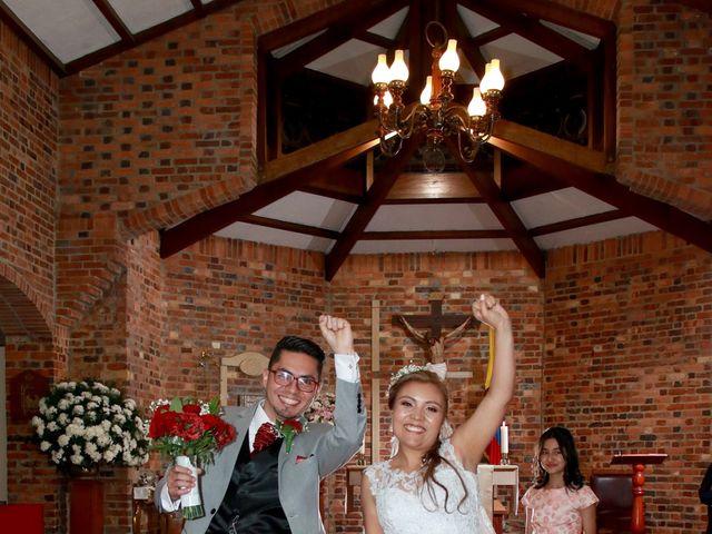 El matrimonio de Yeison y Laura en Bogotá, Bogotá DC 13