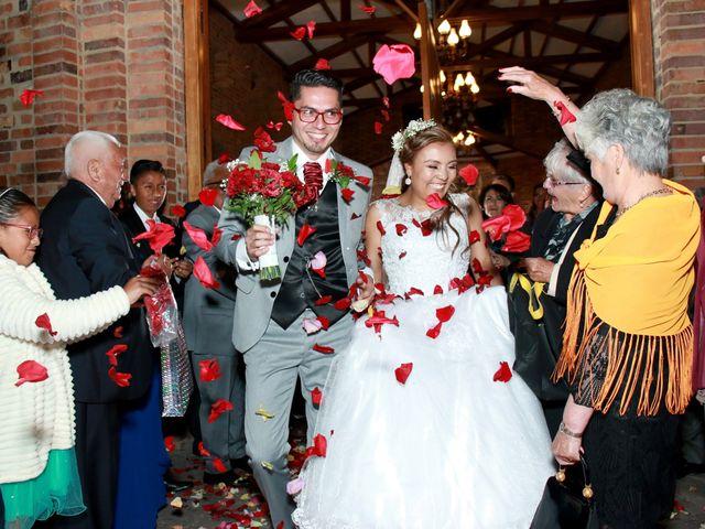 El matrimonio de Yeison y Laura en Bogotá, Bogotá DC 14