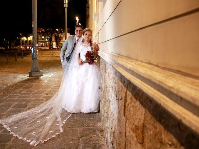 El matrimonio de Yeison y Laura en Bogotá, Bogotá DC 15