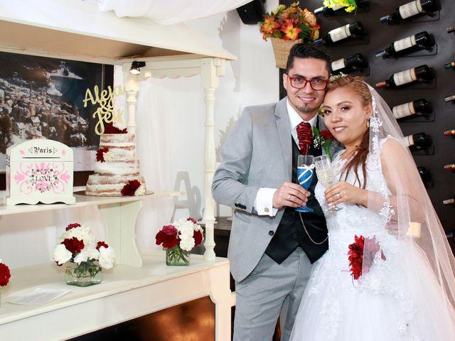 El matrimonio de Yeison y Laura en Bogotá, Bogotá DC 17