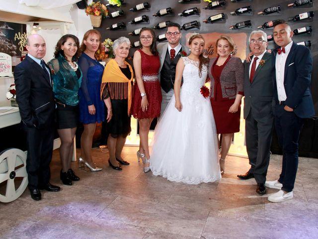 El matrimonio de Yeison y Laura en Bogotá, Bogotá DC 18