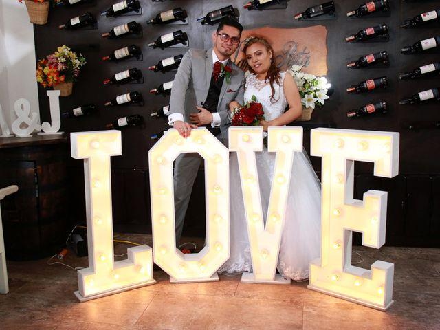 El matrimonio de Yeison y Laura en Bogotá, Bogotá DC 21