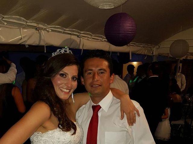 El matrimonio de Didier  y Ana en Chía, Cundinamarca 3