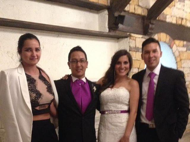 El matrimonio de Didier  y Ana en Chía, Cundinamarca 4