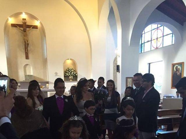 El matrimonio de Didier  y Ana en Chía, Cundinamarca 6