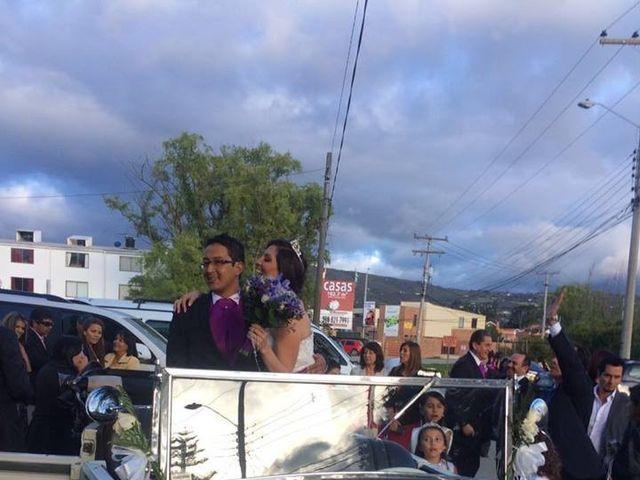 El matrimonio de Didier  y Ana en Chía, Cundinamarca 7