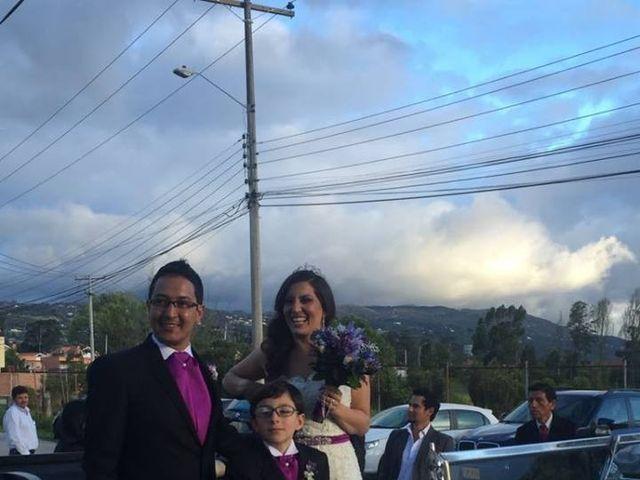 El matrimonio de Didier  y Ana en Chía, Cundinamarca 10