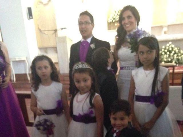 El matrimonio de Didier  y Ana en Chía, Cundinamarca 14
