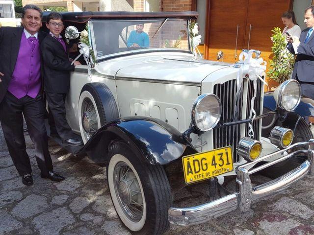 El matrimonio de Didier  y Ana en Chía, Cundinamarca 2