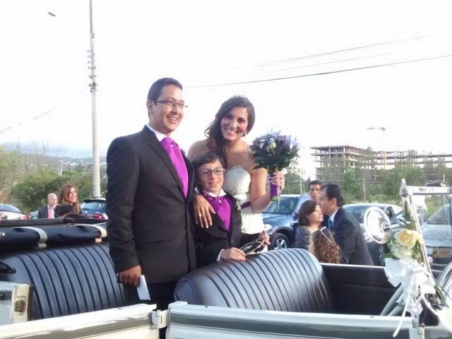 El matrimonio de Didier  y Ana en Chía, Cundinamarca 15