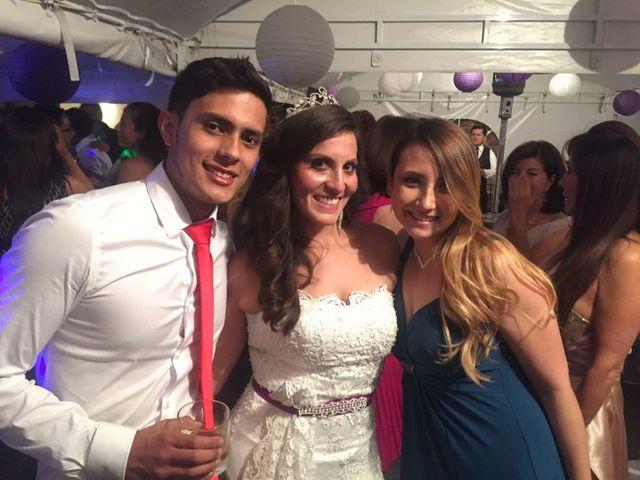 El matrimonio de Didier  y Ana en Chía, Cundinamarca 17