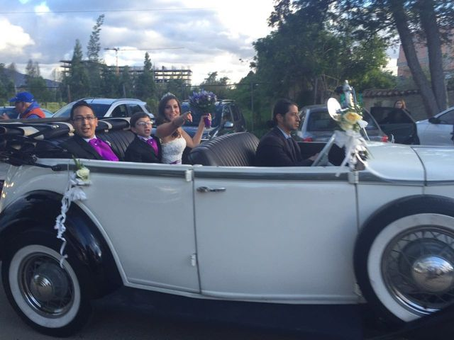 El matrimonio de Didier  y Ana en Chía, Cundinamarca 22