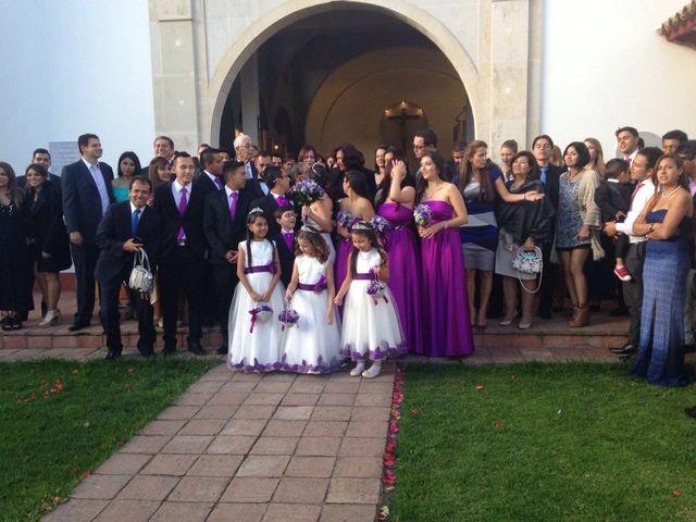 El matrimonio de Didier  y Ana en Chía, Cundinamarca 24