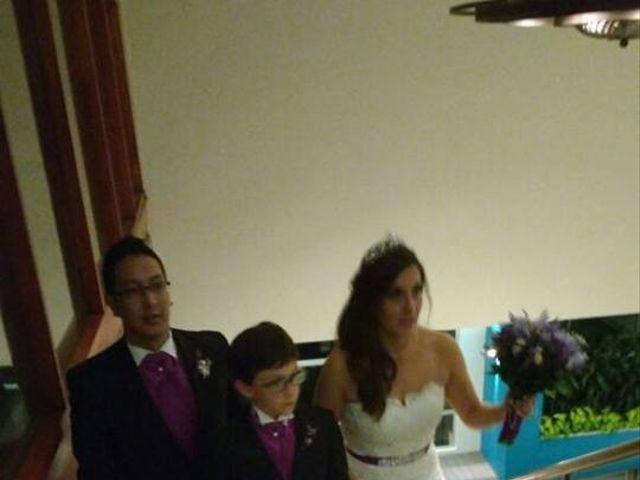 El matrimonio de Didier  y Ana en Chía, Cundinamarca 32