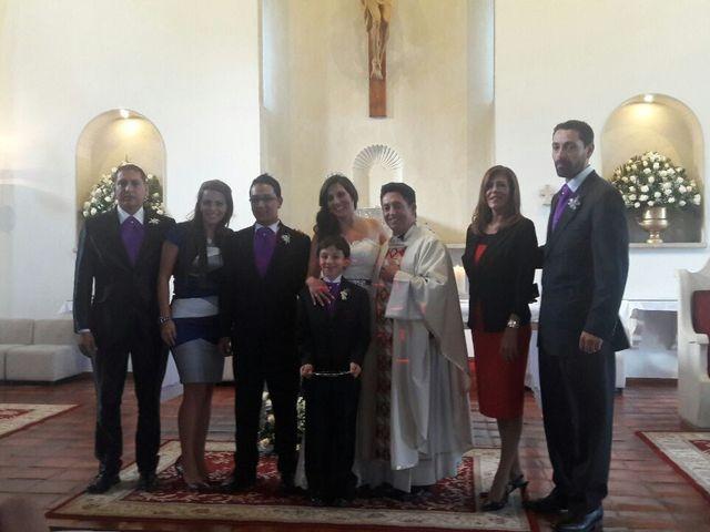 El matrimonio de Didier  y Ana en Chía, Cundinamarca 35