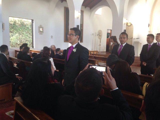 El matrimonio de Didier  y Ana en Chía, Cundinamarca 36