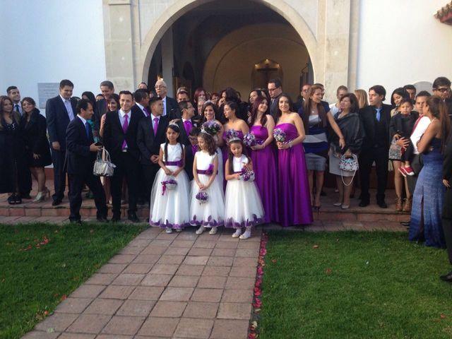 El matrimonio de Didier  y Ana en Chía, Cundinamarca 38
