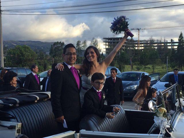 El matrimonio de Didier  y Ana en Chía, Cundinamarca 41