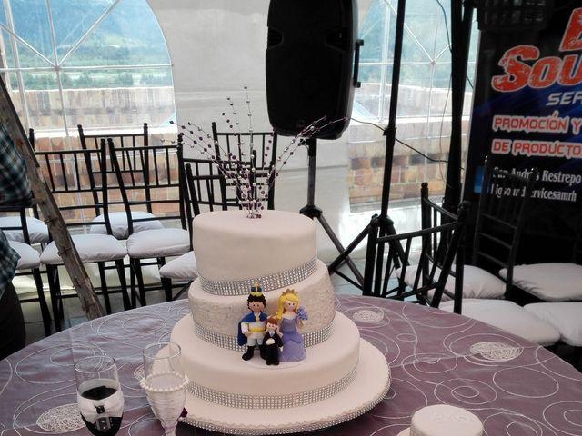 El matrimonio de Didier  y Ana en Chía, Cundinamarca 42