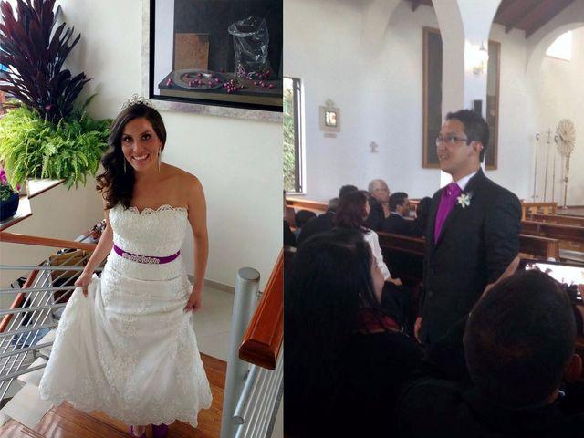 El matrimonio de Didier  y Ana en Chía, Cundinamarca 56