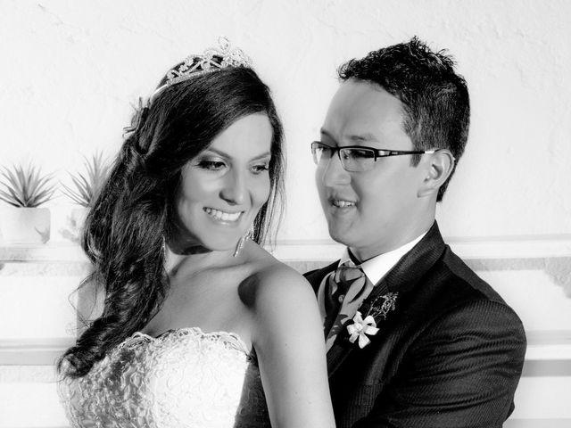 El matrimonio de Didier  y Ana en Chía, Cundinamarca 57