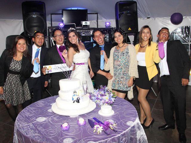 El matrimonio de Didier  y Ana en Chía, Cundinamarca 58