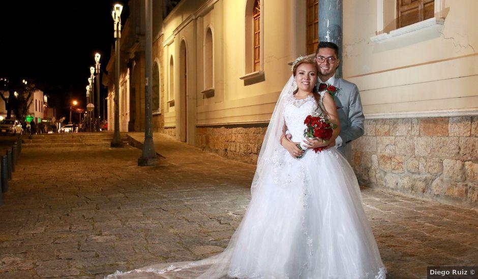 El matrimonio de Yeison y Laura en Bogotá, Bogotá DC