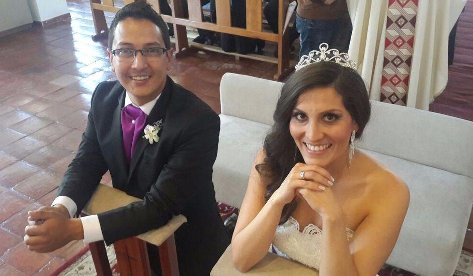 El matrimonio de Didier  y Ana en Chía, Cundinamarca