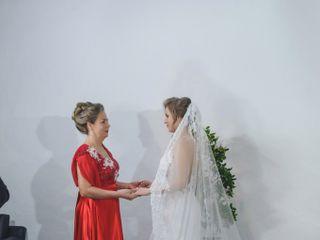 El matrimonio de Enrique y Karina 3