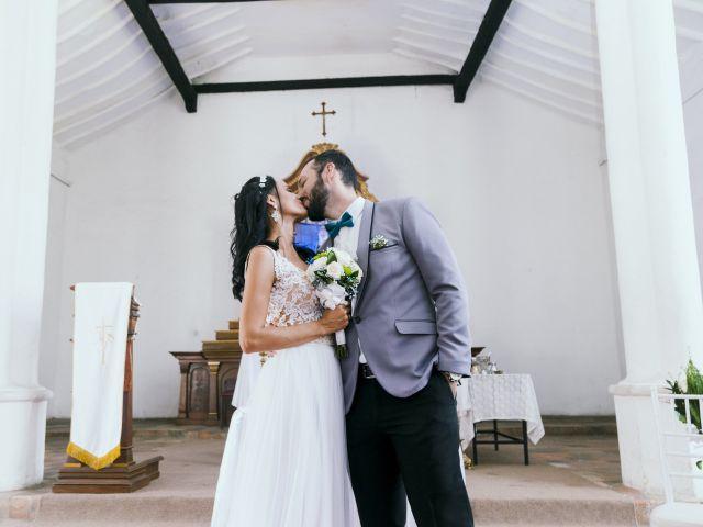 El matrimonio de Ricardo y Ingrid en Bucaramanga, Santander 30